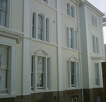 Exterior view of Block F & G, 贝克家, Swansea