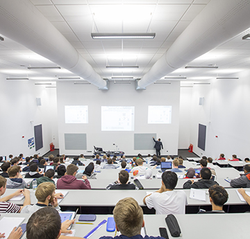 Lecture Theatre Bay Campus